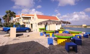 Port Bonaire location