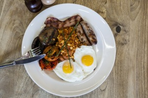 Best Full English in London?