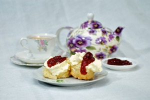 Treat yourself to a Devonshire tea