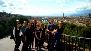 Florence group Piazzale