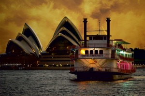 Dinner Cruise on Sydney harbour