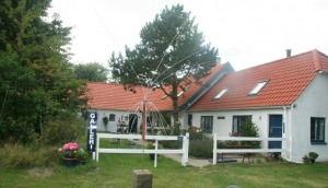 Country Living at the North Sea (Denmark)