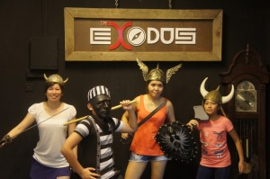 The Exodus Escape Room