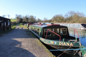 Bruce boats 4 Assessible boats for the disabled, elderly and disadvantaged Great Bedwyn
