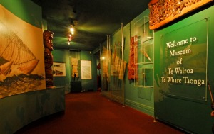 Discover Te Wairoa at our indoor museum