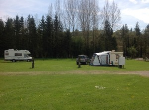 JOHN GALE LTD.  CAMPSITE