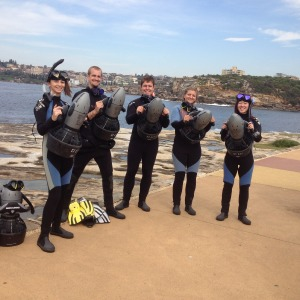 Sydney underwater scooter tours