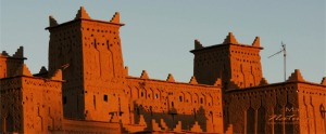 Amazing Kasbah architecture