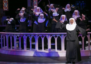 Sister Act (2015-2016) at Chanhassen Dinner Theatres