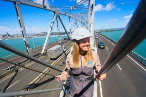 Auckland Bridge Climb
