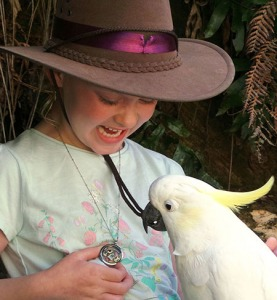 Meeting the Cockatoo @ Staglands
