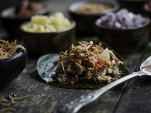 Smoked Trout Mieng Kam