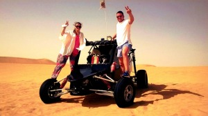 Dune Raiders - Dune Buggy Adventure (AM & PM)