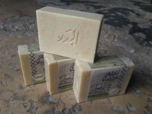 Albader Fresh Goats Milk Soap Bars