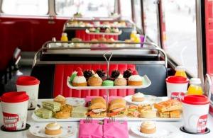 Afternoon Tea - Bus