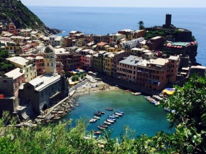 Explore the World Heritage Site of the Cinque Terre