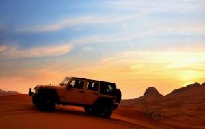 You Drive 4x4 Desert Experience