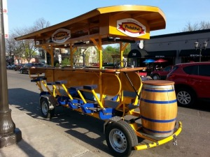 PedalPub Twin Cities