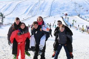 Snowsports; Ski & Snowboard