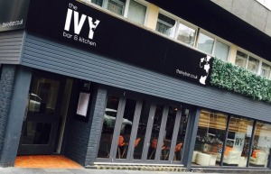 The Ivy bar & kitchen