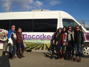 Uncorked Okanagan Wine Tours