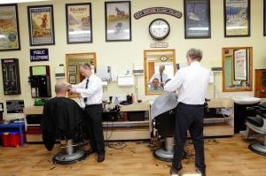 Headhunters Barbershop & Railway Museum