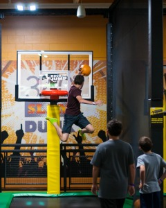 Slam Dunk Basketball Lanes