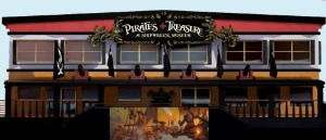 Pirates Treasure: A Shipwreck Museum and Store