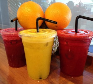 Daniel Stuart's Fresh Juices