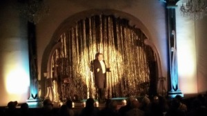Sean-Paul the Illusionist takes the Stage at INTRIGUE