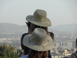 Spanish and Photo walks with Escuela Montalban in Granada