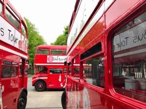B Bakery - Afternoon Tea Bus Tour