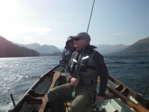 A day with friends on Ullswater