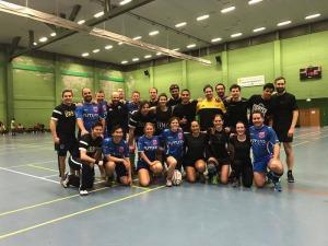 Copenhagen Touch Rugby