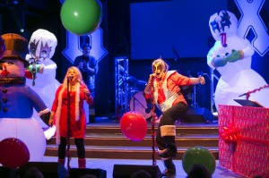 Rock 'N' Roll Xmas Spectacular in the Fireside Theatre