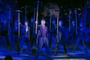 """Step In Time"" from Disney's Mary Poppins (2015) at Chanhassen Dinner Theatres"