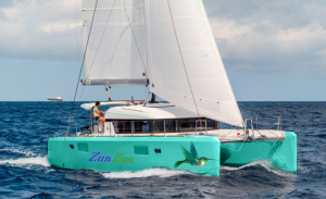 ZunZun Sailing Yacht & Floating Massage Spa