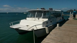 Water Taxi to-fr Nevis