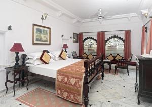 Hotel Amet Haveli, c/o Restaurant Ambrai