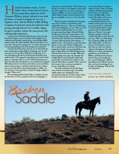 Broken Saddle Riding Co.