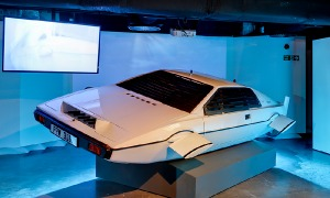 The famous Lotus Esprit