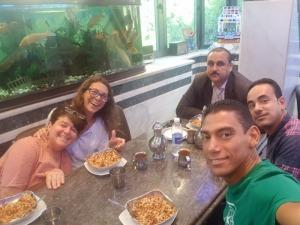 Culture Egypt eat Kushari