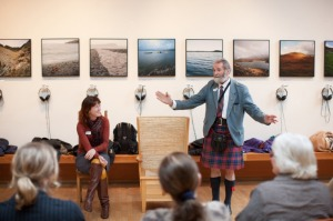 Storytelling in the Court with Exhibition