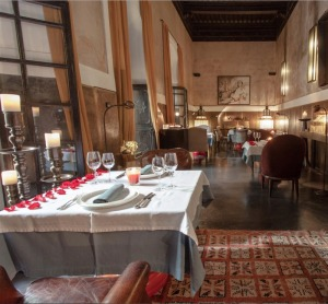 La Table du Riad at Riad 72