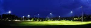 Night Golfing for those who are unable to catch golf in the day