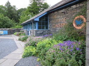 Exterior: The Ruskin Museum, Coniston
