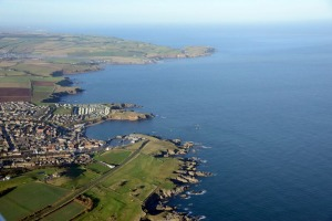 East Berwickshire coast
