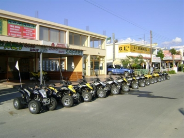 G.G Quad Bike Safari & Rentals