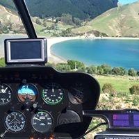 Coast to Coast Helicopters 2013 Ltd &Elevation Lodge
