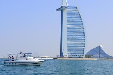 Burj Al Arab Boat Tour Dubai